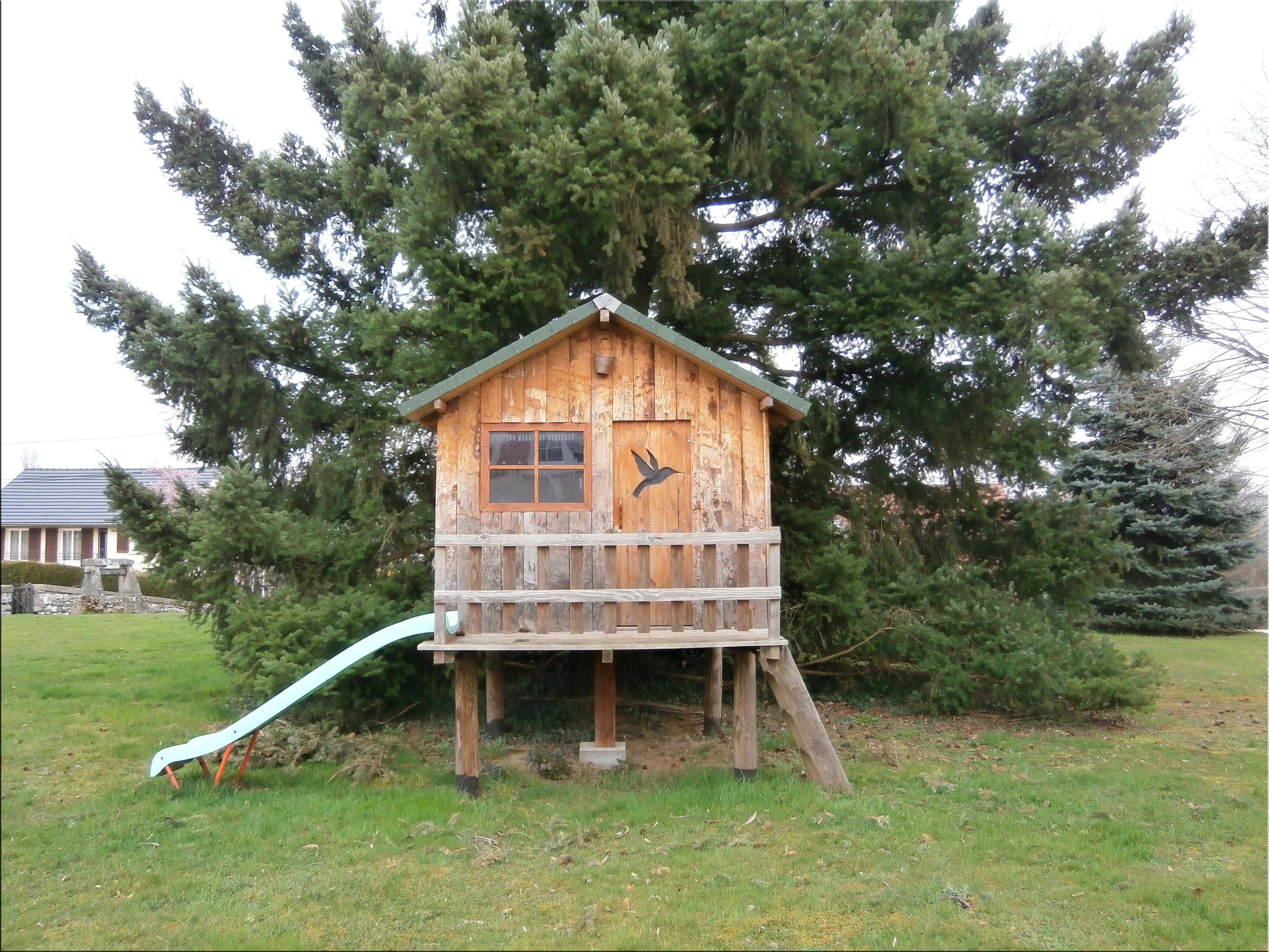 Un air de cabane au canada le blog de doug for Cabane de jardin hornbach