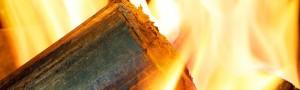 le feu et le bois